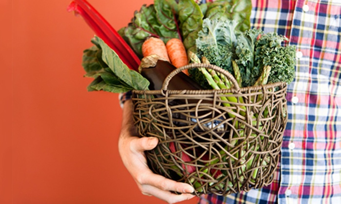 Fresh Connect KC: One-Year Membership and Organic, Local Produce Delivered from Fresh Connect KC (Up to 55% Off). Three Options Available.