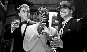 """""""swinging With The Rat Pack"""" At Citystage On November 16 At 2 P.m. (up To 50% Off)"""