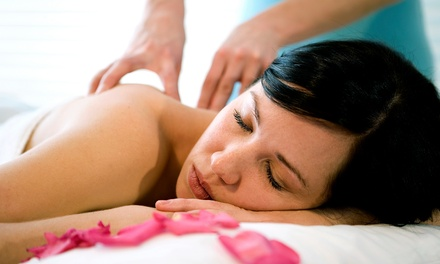 60- or 90-Minute Swedish or Aromatherapy Massage at Luce Skincare and Body (Up to 64% Off)