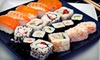Woksabi - Collingswood: Five-Course Prix Fixe Sushi Meal for Two, or $15 for $30 Worth of Sushi and Hibachi Cuisine at Woksabi