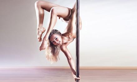 סטודיו לייזר דאנס בצפון תא: שיעור לבחירה ב 39 ₪ או קורס של 6 מפגשים לבחירה בין ריקוד על עמוד או אקרובטיקה ב 199 ₪
