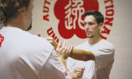 groupon.com - $25 for $100 Worth of Martial-Arts Lessons — Moy Yat Ving Tsun (Wing Chun) Kung Fu