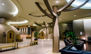 Island Spa & Sauna: Spa Admission or Admission with Additional 30-Min Service at Island Spa & Sauna (Up to 62% Off)