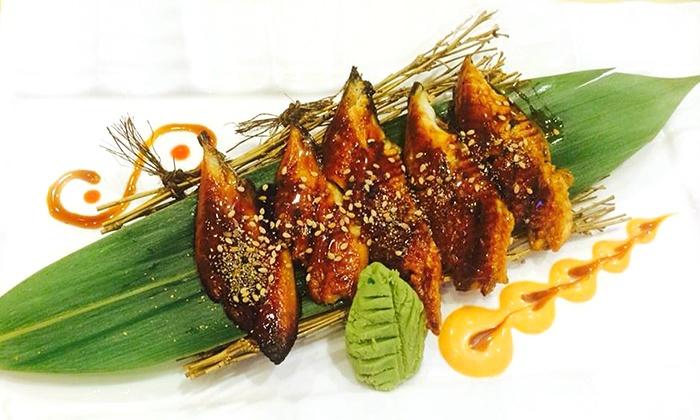 Matsu Sushi Bar - Eldridge - West Oaks: $13 for $20 Worth of Japanese Cuisine at Matsu Sushi Bar