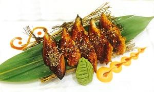 Matsu Sushi Bar: $13 for $20 Worth of Japanese Cuisine at Matsu Sushi Bar
