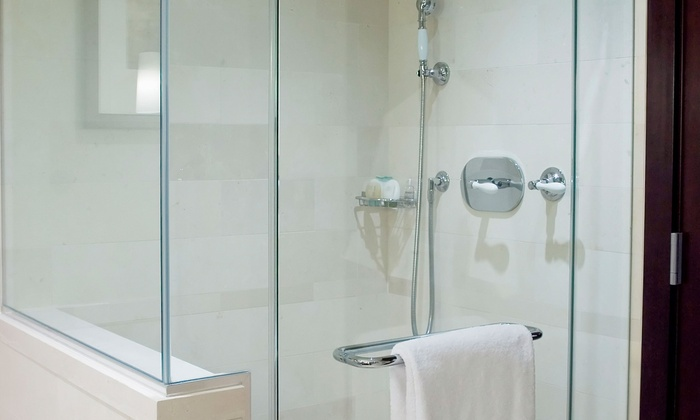 Bath Planet - Erie: Complete Tub and Shower System or Complete Bathroom Remodel from Bath Planet (Up to 94% Off). Three Options Available.