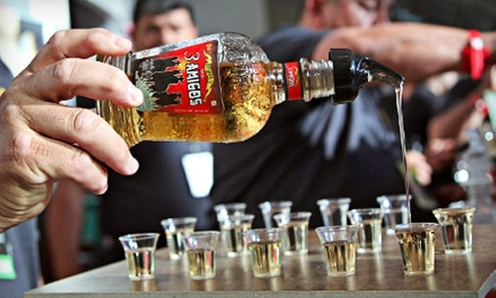 Phoenix Tequila Fest - Downtown Phoenix: Visit for Two or Four to Phoenix Tequila Fest on Saturday, November 23, or Sunday, November 24 (Up to 52%Off)