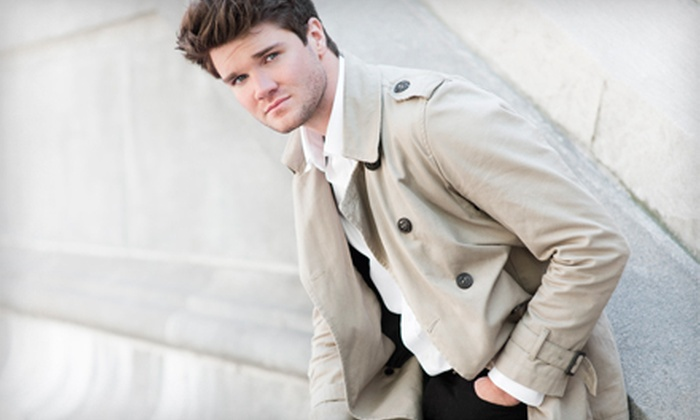 Chase Salon Studio - Cherry Creek: One or Three Men's Haircuts with Neck Shave, Hot Towel, and Style at Chase Salon Studio (Up to 60% Off)