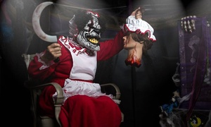Up to 42% Off Haunted House Admission at Ranch of Horror at Ranch of Horror, plus 6.0% Cash Back from Ebates.