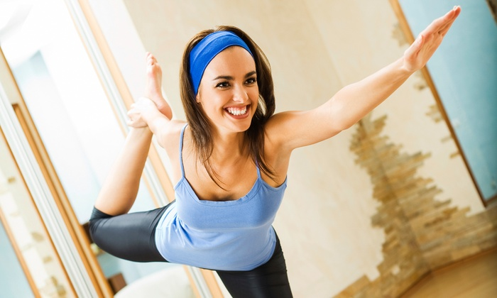 Yoga Fountain - Potrero: 12 or 20 Yoga Classes at Yoga Fountain (75% Off)