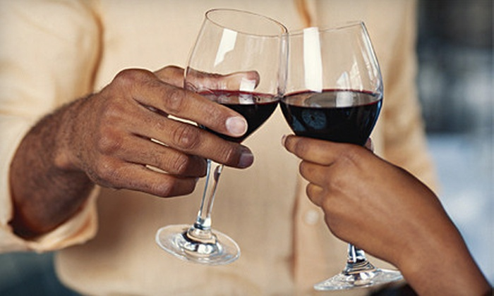 Bluefield Estate Winery - Windsor: Wine Tasting for Two or Four with Pick-Your-Own Blueberries at Bluefield Estate Winery (Up to Half Off)