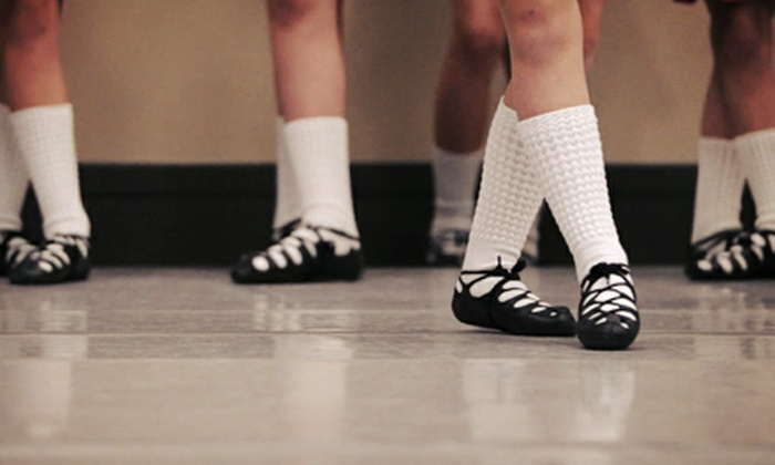 Scariff Hardiman School of Irish Dance - Multiple Locations: 10 or 20 Beginning Irish-Dance Classes at Scariff Hardiman School of Irish Dance (Up to 71% Off)