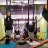Up to 61% Off Aerial Yoga
