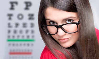 image for Eye Test Plus £60 Voucher Towards Glasses for £39 at Focus Eye Clinic