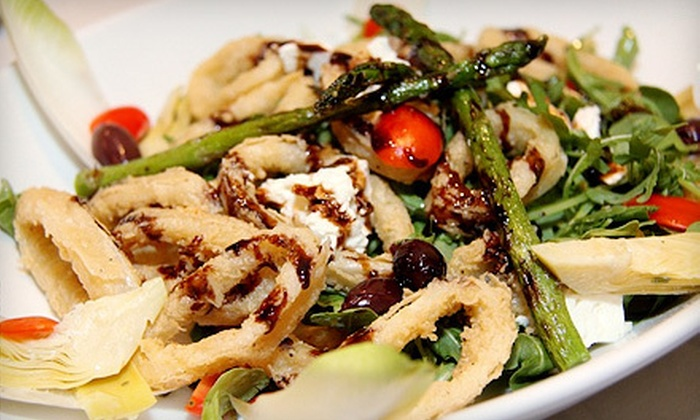 Limoncello's Italian Grill - Lawrence: Italian Food for Dinner for Two or Four at Limoncello's Italian Grill (Up to 57% Off)