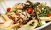 Limoncello's Italian Grill & Restaurant - Lawrence: Italian Food for Dinner for Two or Four at Limoncello's Italian Grill (Up to 57% Off)