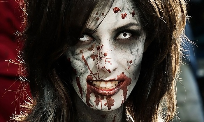 Ultimate Zombie Walk and Concert - Abbotsford Centre: Ultimate Zombie Walk and Concert with DJ Pauly D on Saturday, October 25, at 6 p.m. (Up to 49% Off)