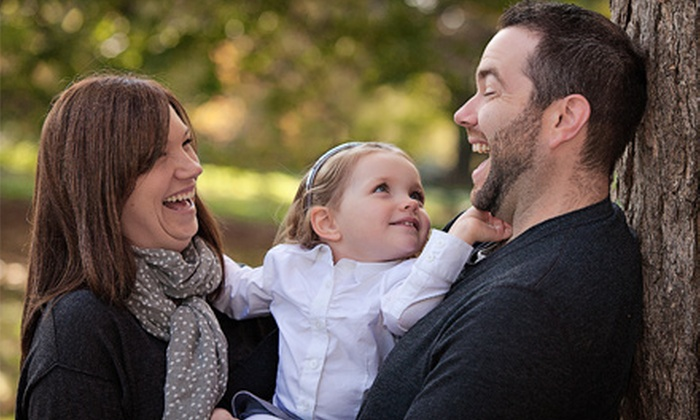 """Jay Terry Photography - London, ON: 60- or 90-Minute Photo-Shoot Package with Framed 8""""x10"""" Print from Jay Terry Photography (Up to 88% Off)"""