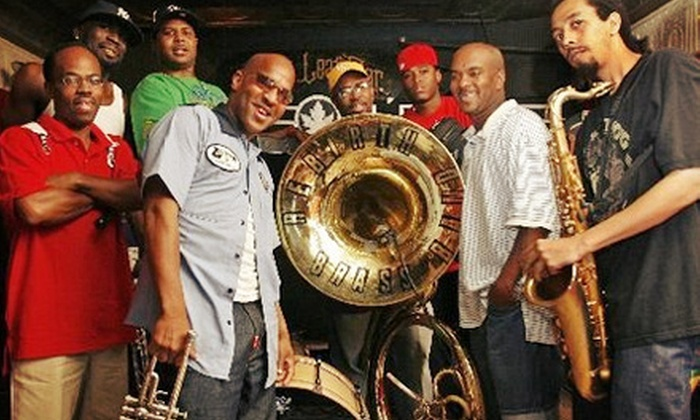 White Linen After Party with Rebirth Brass Band - Howlin' Wolf: White Linen After Party with Rebirth Brass Band at The Howlin' Wolf on Saturday, August 3 at 10 p.m. (Up to 52% Off)