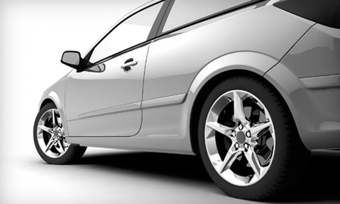 EcoFreedom AutoSpa - Near North Side: Interior and Exterior Detailing for Car, SUV, or Extra-Large or Exotic Vehicle from EcoFreedom AutoSpa (Up to 56% Off)