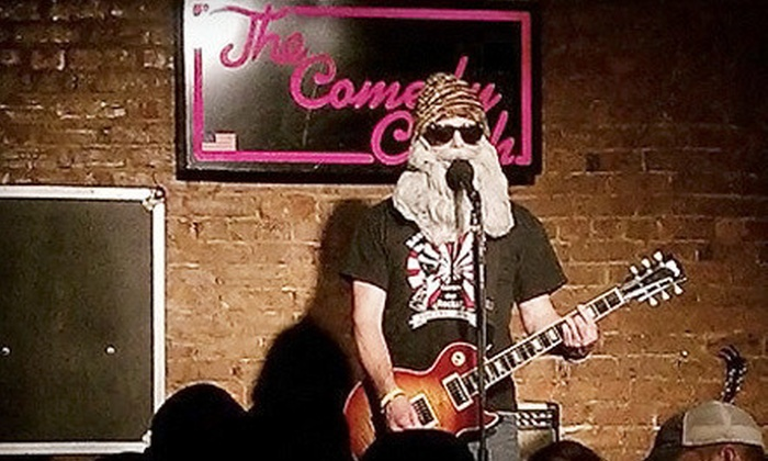 The Comedy Catch - The Comedy Catch: Comedy Show for Two or Four at The Comedy Catch (Up to 53% Off)