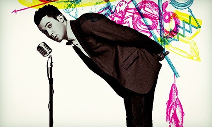 Justin Willman's Tricked Out Tour - Wilbur Theatre: Justin Willman's Tricked Out Tour Magic Show at Wilbur Theatre on Saturday, March 23, at 7 p.m. (Up to $28 Value)