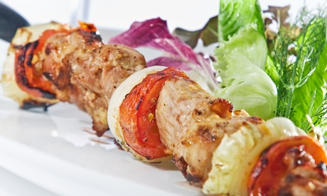 Mediterranean Cuisine at Salam Restaurant (Up to 51% Off). Three Options Available. 8859b414-9e06-4908-abad-20ad0872bded