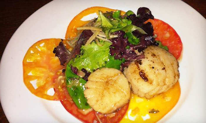 Tess - East Side: $25 for $50 Worth of Seasonal New American Food and Drinks at Tess. Two Options Available.