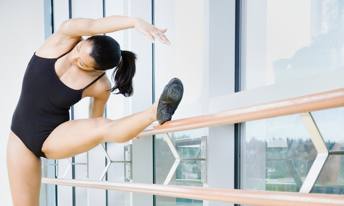 The Barre Code Ann Arbor - Multiple Locations: $27 for Three Barre-Fitness Classes at The Barre Code ($54 Value)