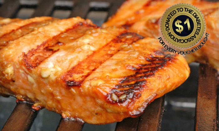 Gourmet Secrets - Sudbury / North Bay: $25 for $200 Worth of Frozen Meat, Seafood, and Appetizers from Gourmet Secrets