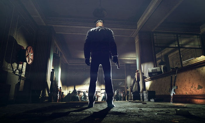 Hitman Absolution Video Game For Xbox 360 Groupon