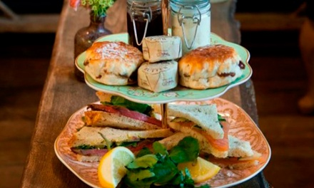 Afternoon Tea For Two from £19.90 at Other Cafe and Gallery
