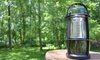 Green-Camouflage Super-Bright LED Camping Lantern: Green-Camouflage Super-Bright LED Camping Lantern