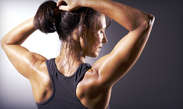 MyoFitness - Monroeville: One- or Two-Month Boot-Camp Program at MyoFitness in Monroeville (Up to 77% Off)