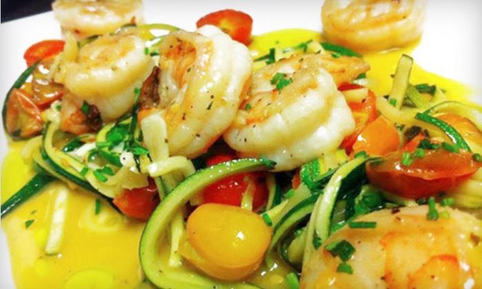 Mark Joseph's Restaurant - Manalapan: New Amercan Food at Mark Joseph's Restaurant (Half Off). Two Options Available.