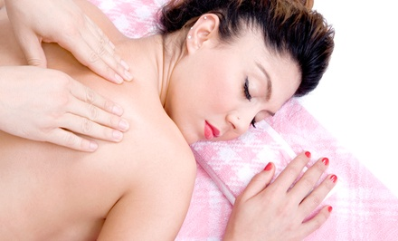 50- or 70-Minute Swedish Massages at Blush Beauty Spa (Up to 58% Off)