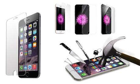 Fino a 3 protezione disponibili in diversi modelli per lo schermo di smarphone Apple e iPhone