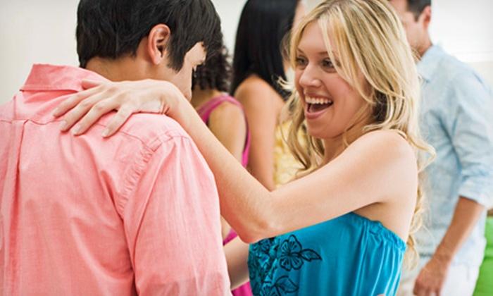 Top Hat Dance Studio - Multiple Locations: 6, 12, or 18 Group Dance Classes at Top Hat Dance Studio (Up to 77% Off)