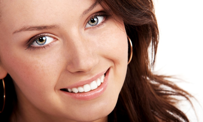 Antech Hair & Skin Clinics - Multiple Locations: Single or Double LED Teeth-Whitening Treatment at Antech Hair & Skin Clinics (Up to 92% Off)