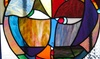 Glass Addicts, LLC - Sanford: Tiffany-Style Kaleidoscope or Stained-Glass Class at Glass Addicts, LLC (Up to 50% Off)