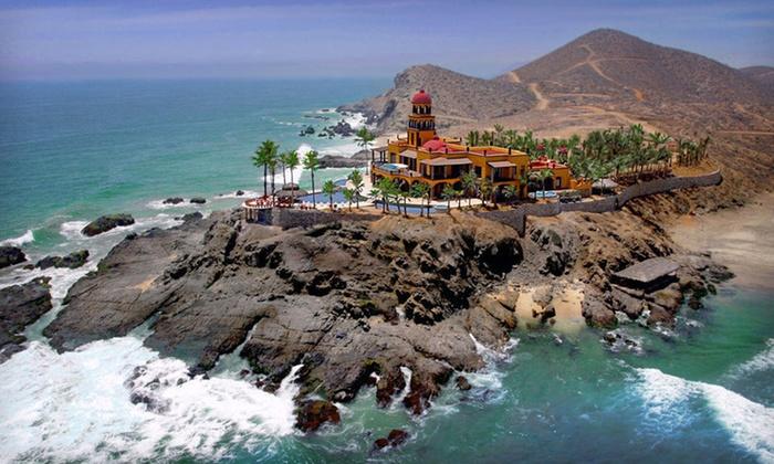 Hacienda Cerritos In El Pescadero Groupon Getaways