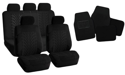 Travel Master All-In-One Seat-Cover Set (10-Piece)