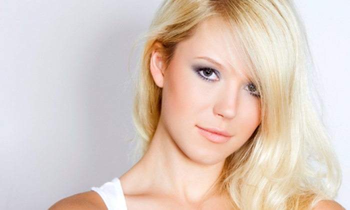 VainGlamour - VainGlamour: One or Two Haircuts with Shampoo and Style at VainGlamour (62% Off)