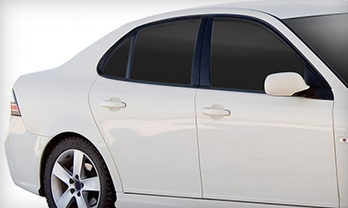 Waterfront Auto Complex - Waterfront Auto Complex: $79 for Auto Tinting for Up to Four Windows at Waterfront Auto Complex (Up to $275 Value)