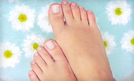 Two Laser Nail-Fungus Removal Treatments for One or Both Feet at Dr. Beheshti Advanced Medical Esthetics (Up to 58% Off)