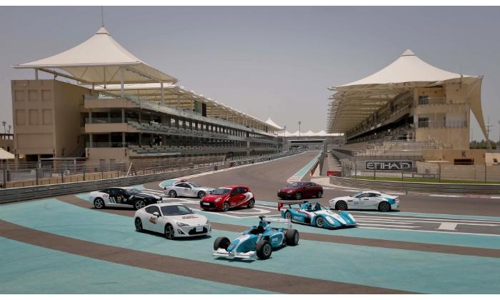 Yas Marina Circuit In Abu Dhabi Abu Dhabi Groupon