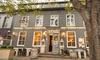 Zélande: séjour en chambre Standard/Deluxe dans un bâtiment historique