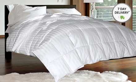 Royal Majesty Damask Stripe Down Alternative Comforter. Multiple Options Available. Free Returns.