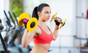 CyberZone Health Club: Gym Membership for One, Three, or Six Months (Up to 63% Off)