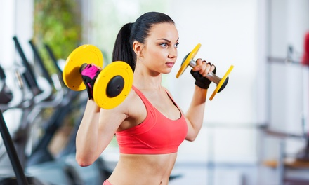 OneMonth Gym Membership or VIP Membership to Body Vision Fitness (Up to 83% Off)
